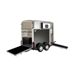 Ifor Williams Double HB506