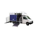 Ifor Williams Horsebox Container